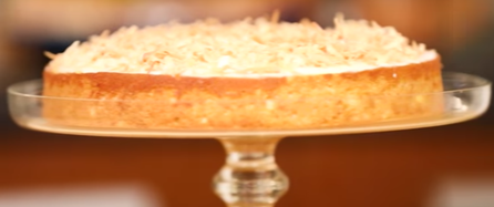 Lime Coconut Sunshine Cake & Planter's Punch on punch in a glass, punch splash, punch beverage, punch recipes, punch soda, punch with fruit,